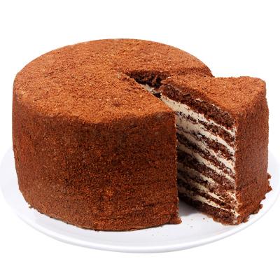 斯戈夫俄罗斯原装进口食品零食提拉米苏蛋糕500g*2盒盒装1000g可可味
