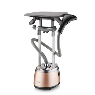 Whirlpool/惠而浦WI-PM1802K立式挂烫机2.3L大水箱10档调温家用蒸汽双杆防干烧手持铜材质熨斗熨烫机