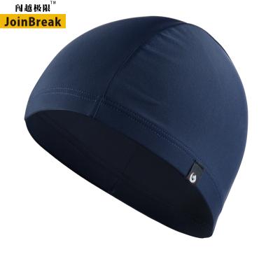 JoinBreak(闖越極限)泳帽男女兒童專業尼龍氨綸護耳不勒頭長發大號成人溫泉游泳帽子