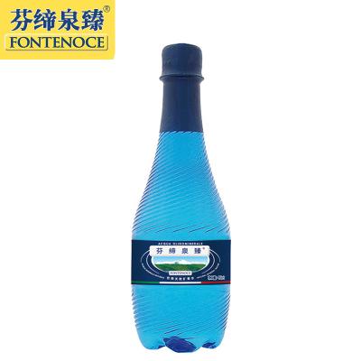 芬缔泉臻天然饮用矿泉水450ml