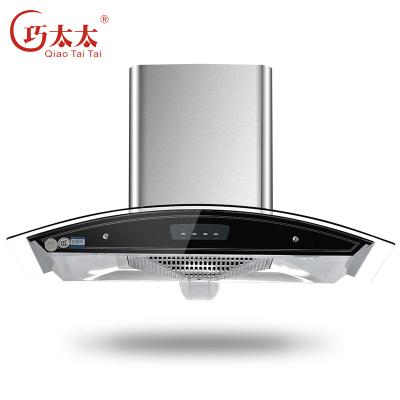 巧太太(qiaotaitai) CXW-230-A308-W 欧式 吸油烟机
