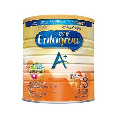 Mead Johnson 港版美赞臣 A+ 婴幼儿配方奶粉 3段(1-3岁)900g/罐