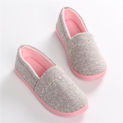 迪魯奧(DILUAO)月子鞋夏季薄款防滑軟底春秋大碼室內拖鞋產婦產后孕婦鞋包跟厚底