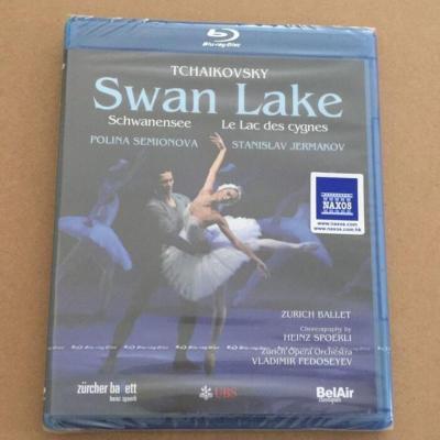 藍光BD BAC455 柴可夫斯基 天鵝湖芭蕾舞劇 Blu-ray 正版 預訂