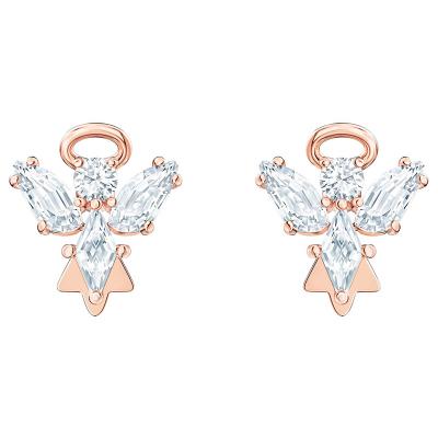 【直营】施华洛世奇(SWAROVSKI) MAGIC小天使雅致梦幻人造水晶女士耳环耳钉耳饰送恋人