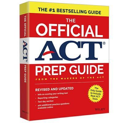 正版 新东方 ACT*官方指南(2018) Wiley ACT 9781119386896 书籍