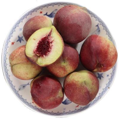 冬桃5斤 单重约100g 秋冬蜜桃 桃子 硬桃 新鲜水果 产发