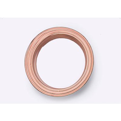 帮客材配 豫七星中央空调铜管( Φ12*0.75mm) 67.8元/kg 55公斤/盘 一盘起售3729元到物流点需自提