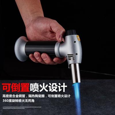 家用能焊槍維修焊接神器小型不銹鋼銅鐵噴火搶高溫冷風氣焊機 焊槍+10包萬能焊絲+1瓶氣