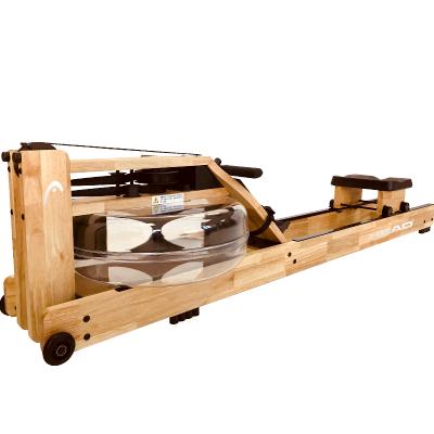 HEAD海德水阻划船机 纸牌屋划船器 家商静音折叠收腹运动健身器材WR650