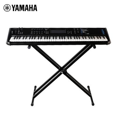 雅馬哈(YAMAHA)MODX7 合成器76鍵鋼琴鍵舞臺MIDI編曲鍵盤電子琴MOXF升級