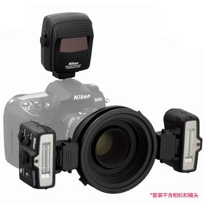 尼康 (Nikon) R1C1 环形微距闪光灯 专业环闪 全自动曝光 尺寸68x96x58
