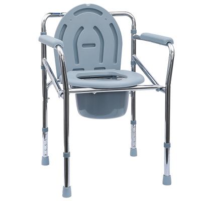 【加厚贈便盆】可孚坐便椅ZC017 老人孕婦殘疾人防滑大便器鋼管加厚坐浴椅椅子坐便器家用浴室坐便器助廁坐浴椅子Cofoe