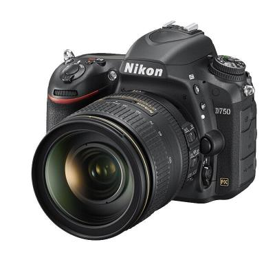 尼康(Nikon)D750 單反相機 全畫幅( AF-S 尼克爾 24-120mm f/4G ED VR)