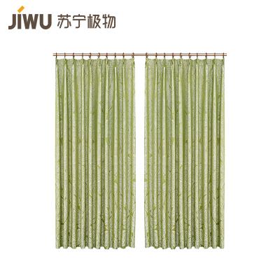 JIWU брэндийн хөшиг ногоон 1.75m өргөн ×2.6m өндөр