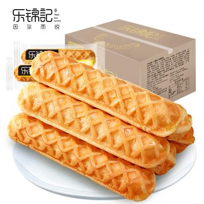 【樂錦記】糕點點心 700g/箱手撕面包棒-乳酪夾心 盒裝 奶香原味蛋糕注心小面包早餐糕點