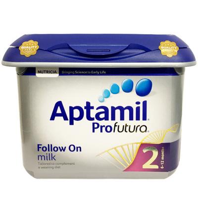 Aptamil 英国爱他美 白金版婴幼儿奶粉 2段 (6-12个月)800g/罐