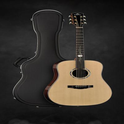 卡馬G1面單吉他kepma指彈彈唱41寸單板圓角專業民謠