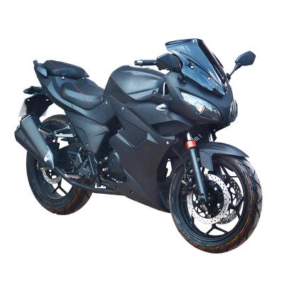 赛摩跑车全新可上牌国四电喷版地平线S款摩托车跑车200cc街车助力车机车公路赛摩跑车趴赛两轮摩托车