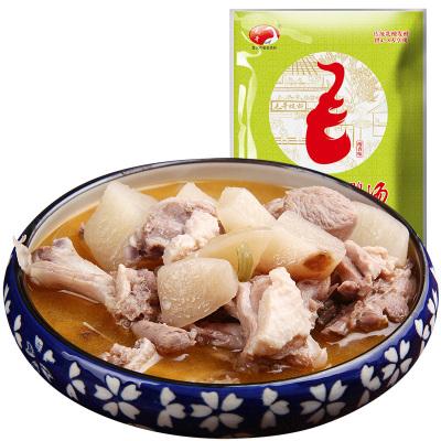 【2件8折】毛哥酸蘿卜老鴨湯燉料350g 重慶老鴨湯調料 清淡火鍋底料 老壇蘿卜燉湯煲湯料 重慶特產