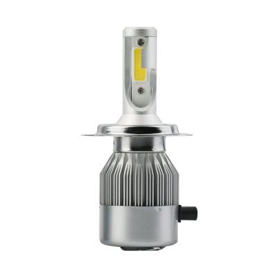 安尔斯汽车led大灯C6 LED汽车大灯 汽车大灯灯泡 国产通用28W led车灯H7