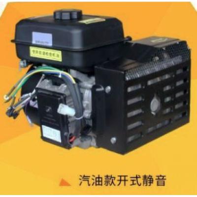 超靜音變頻12V24伏駐車空調阿斯卡利常柴220V自啟自熄汽油柴油全銅發電機 3kw超靜音24伏可分體