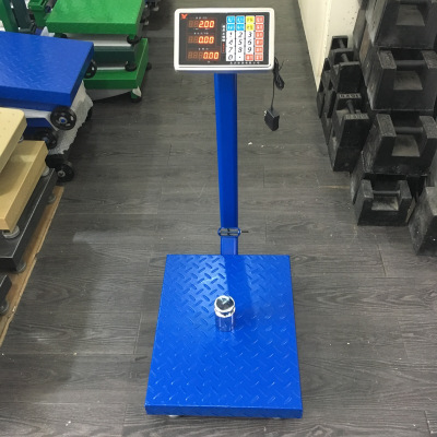 【苏宁自营】电子秤 150kg 液晶 30*40cm 1.0厚(室内外两用) 清洁设备