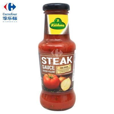 【家乐福】冠利牛排调味酱250ml