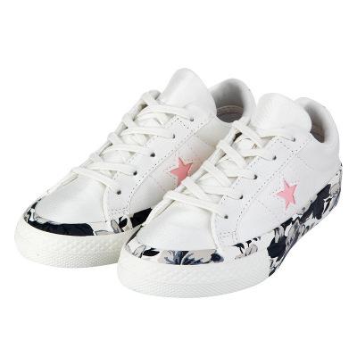 匡威兒童(CONVERSE KIDS)女小童布面膠鞋 2018年秋季新款362189C-H89C