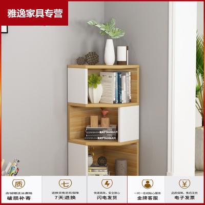 家具好貨新款墻角轉角柜子現代簡約北歐風格拐角邊三角形收納客廳臥室角新款簡約