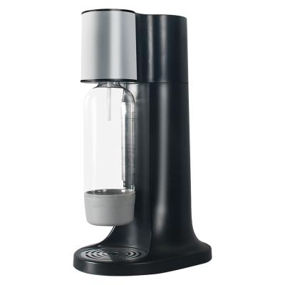 氣泡水機家用蘇打水納麗雅(Naliya)汽泡碳酸飲料打氣機奶茶店商用 神秘黑