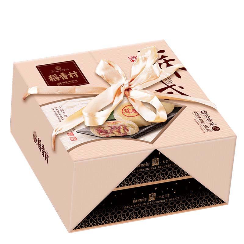 稻香村月饼 姑苏佳礼月饼礼盒装560g 其它酱类调料 奶油味