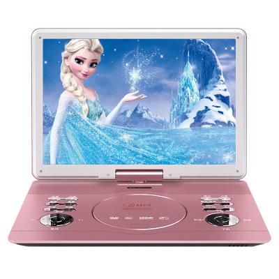 金正(NiNTAUS)便携式移动DVD移动电视一体机儿童wifi学习机高清播放机光盘EVD影碟机广场舞老人看戏机手机同屏