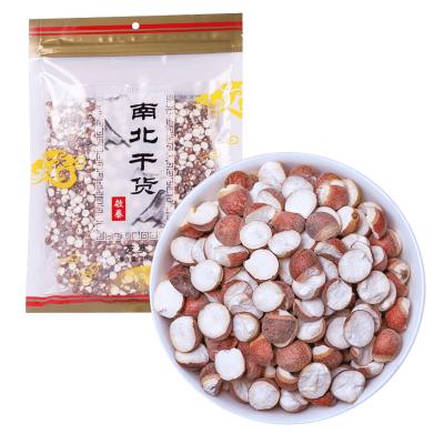 香港启泰 芡实红芡实仁250g袋装 鸡头米茨实仁 可磨粉清新粉糯 煲汤材料干货芡实糕