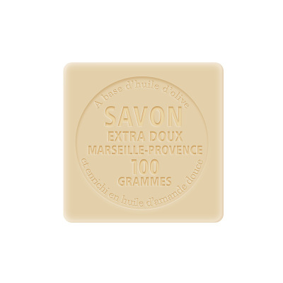 法国原装进口(Chatelard)夏特拉尔1802精油皂洁面除螨沐浴皂非沐浴露 铃兰100g