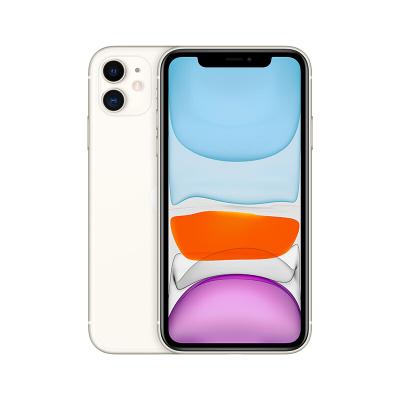 新款Apple/苹果iPhone 11 白色 64G 全网通智能4G手机 国行未激活正品