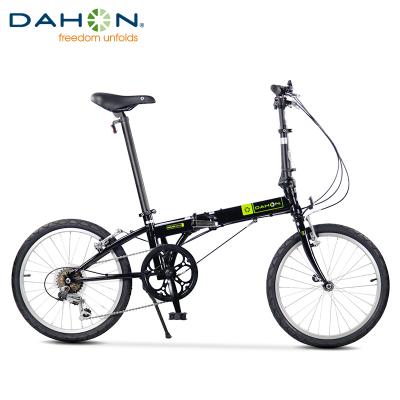 dahon大行D6經典20寸折疊自行車成人男女式變速折疊單車KBC061