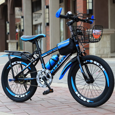 儿童自行车7-8-9-10-11-12岁15童车男孩20寸智扣小学生中大童单车山地