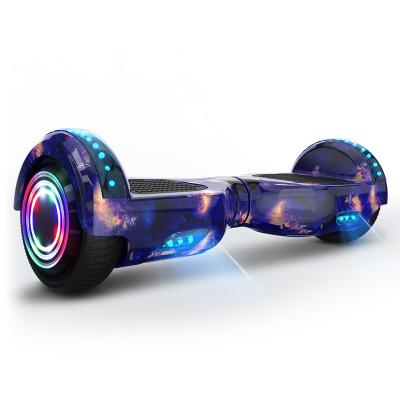 阿尔郎(AERLANG)电动代步平衡车 智能体感成人两轮车儿童双轮思维车扭扭漂移车 时速10-15KM X3CD三色星空