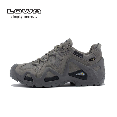 LOWA(德国)登山鞋 户外运动男女款ZEPHYRGORE-TEX防水透气耐磨多功能徒步鞋L310586/L320586