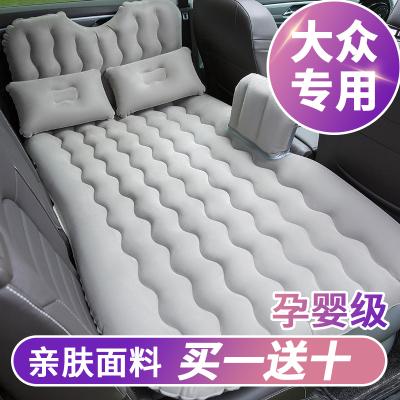 大眾寶來帕薩特朗逸車載充氣床汽車床墊后排氣墊床車用轎車后座睡