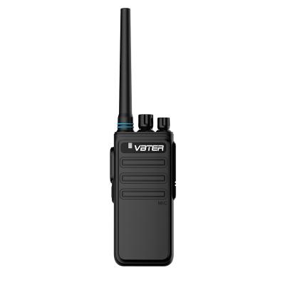 威貝特 WBT 大功率遠距離專業商用民用辦公戶外酒店手臺對講機1-50公里 WBT-608黑色