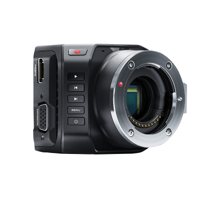 BMD Blackmagic Micro Cinema Camera 小型专业数字电影摄像机
