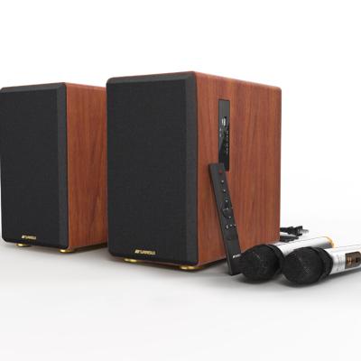 山水s520家庭ktv音響套裝家用k歌全套客廳臺式電腦筆記本電視卡拉OK有源音箱內置功放