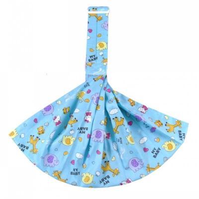 多功能婴儿儿宝宝儿童横抱式单肩背带夏季纯棉四季前抱式透气 莎丞
