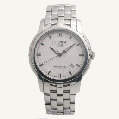 【二手95新】天梭TISSOT經典系列T97.1.483.31男表自動機械奢侈品鐘手表腕表