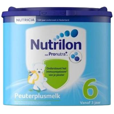 Nutrilon 荷蘭牛欄 諾優能 奶粉 6段(3周歲以上)400g 效期21-07及以后 保稅倉發貨