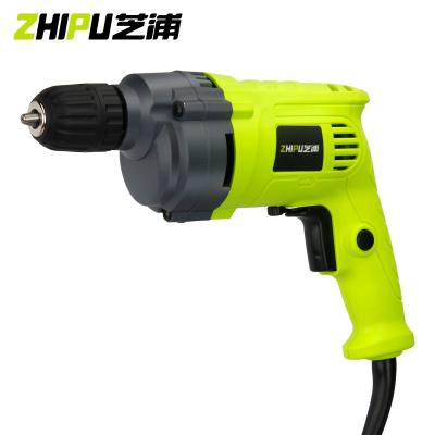 芝浦手電鉆電鉆電動螺絲批家用220v多功能鉆孔機電起子手槍鉆電轉電動螺絲刀