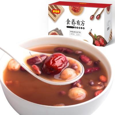 好想你 冻干五红汤210g 五红粥五谷杂粮组合红枣红豆枸杞 内含7袋