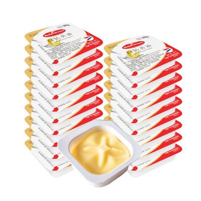 百鉆無鹽黃油10g*20粒 家用單獨小包裝牛排專用雪花酥材料